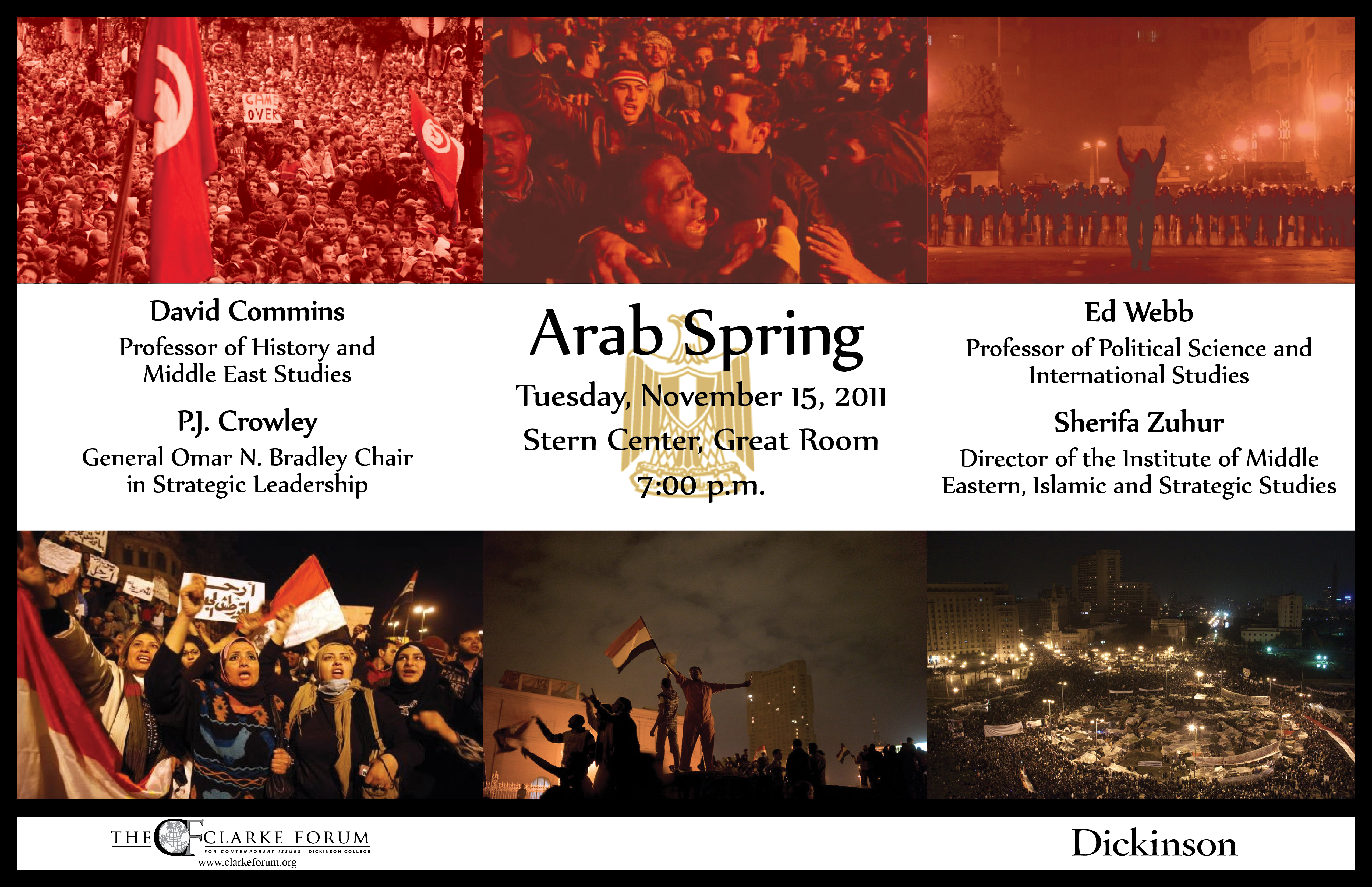 Arab spring fall 2011 clarke forum for contemporary issues arab spring final poster 300x194 fandeluxe Images