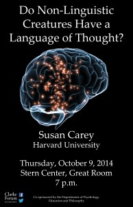 Carey Poster