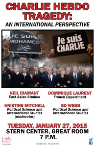 Charlie Hebdo Poster