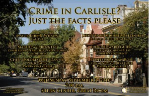 Crime in Carlisle Poster2