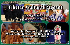Cultural Pageant Poster