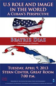 Diaz Poster