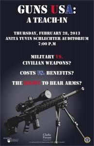 Guns USA Poster