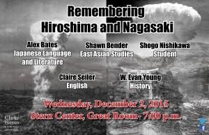 Hiroshima Nagasaki Poster