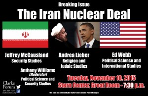 Iran Nuclear Deal Poster
