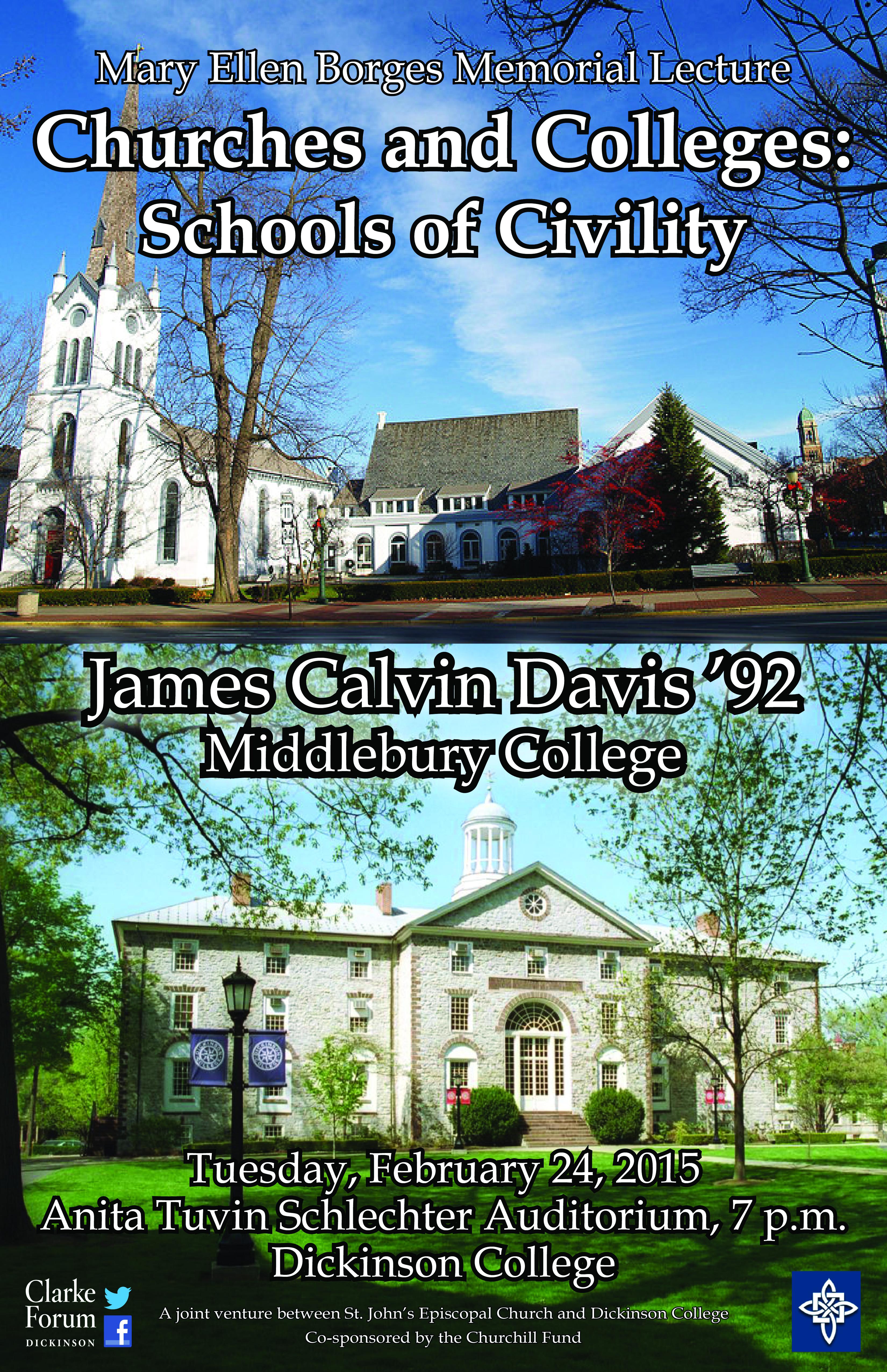 James Calvin Davis Poster
