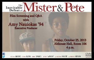 Mister and Pete Poster