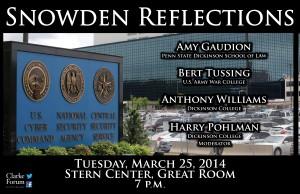 Snowden Panel Final Poster