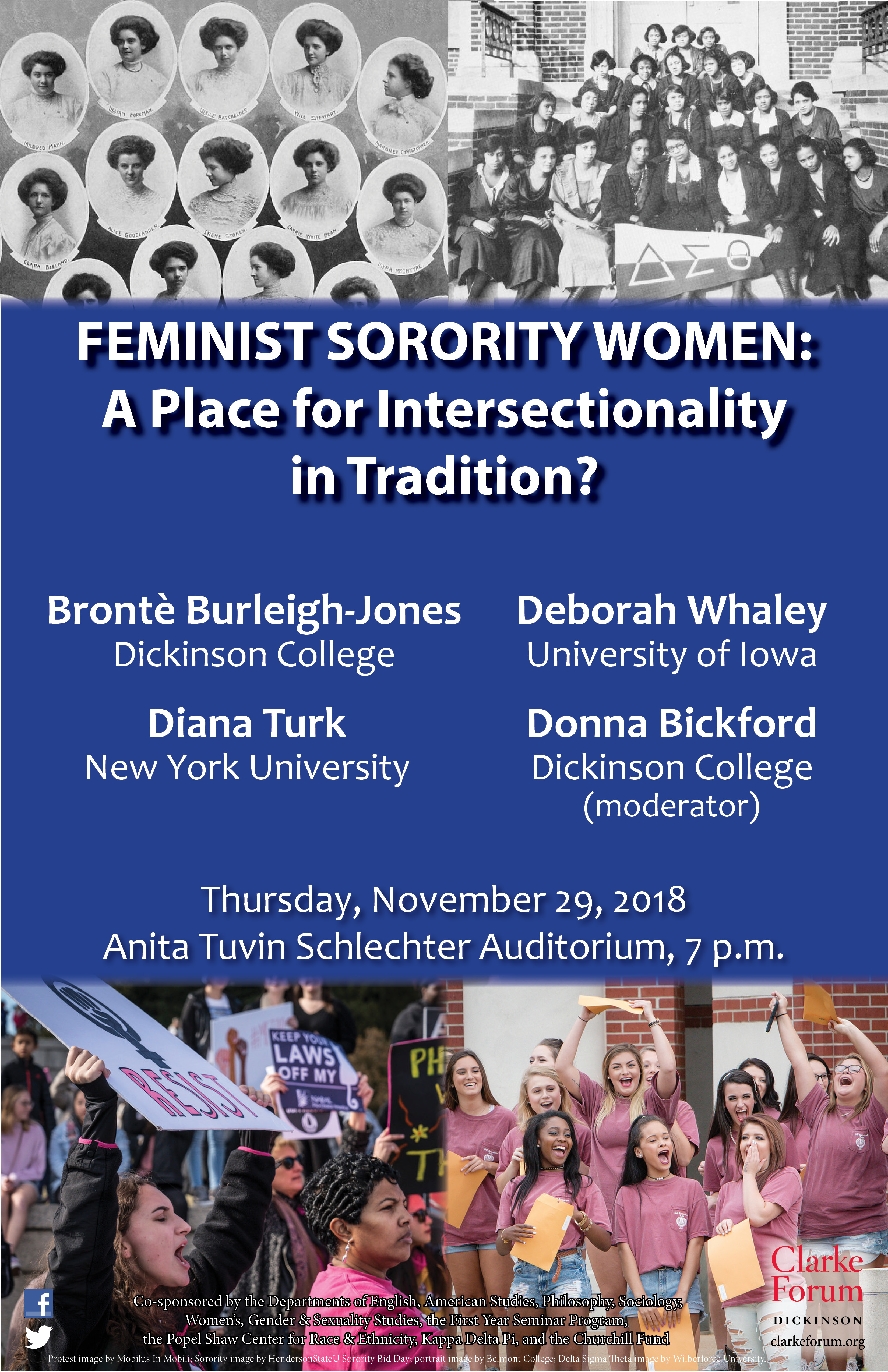 Feminist Sorority Women: A Place for Intersectionality in Tradition?