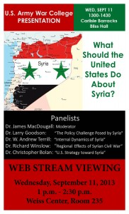 Syria Web Stream poster