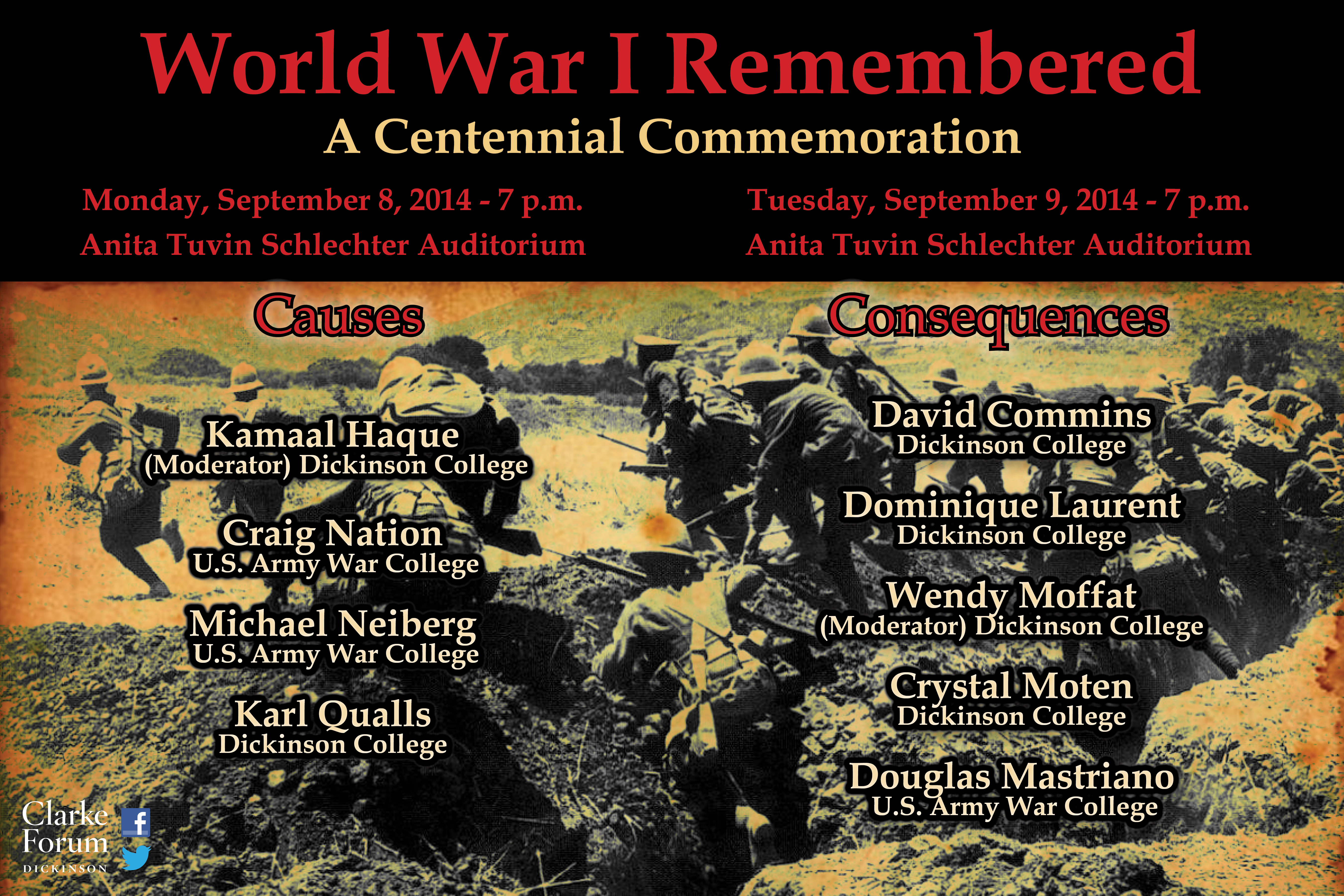 World War I: The Causes | Clarke Forum for Contemporary Issues