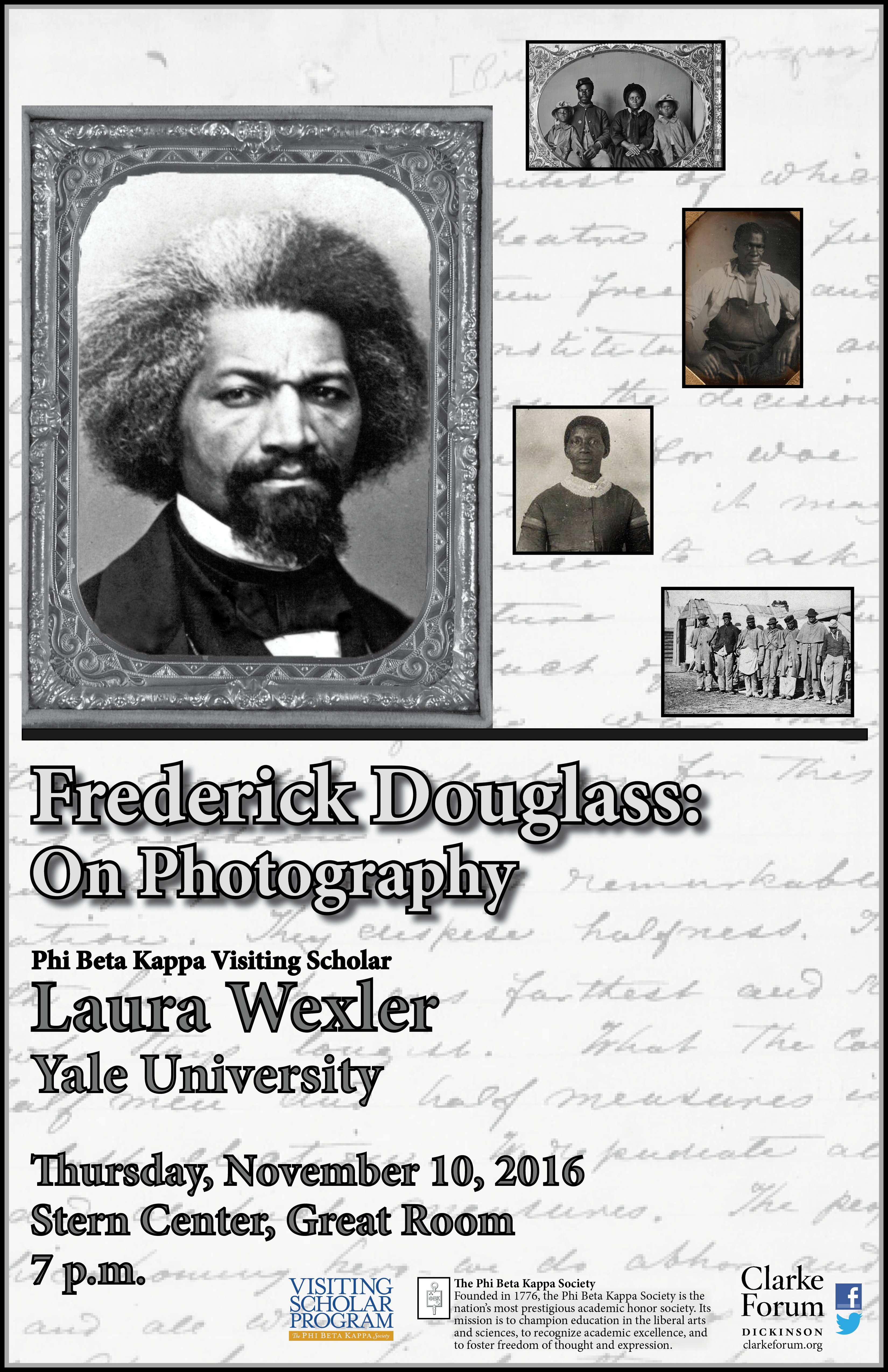 frederick douglass one pager