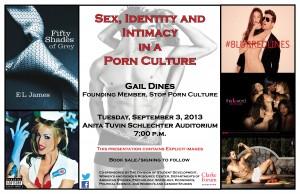 porn culture poster
