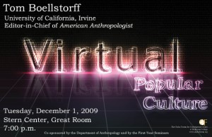virtual poster for web
